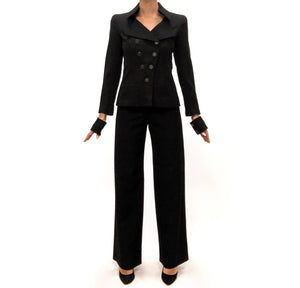 Chanel 2001 Spring Collection Pant Suit