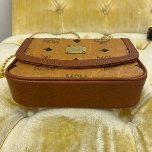 MCM Vintage Visetos Mini Bag