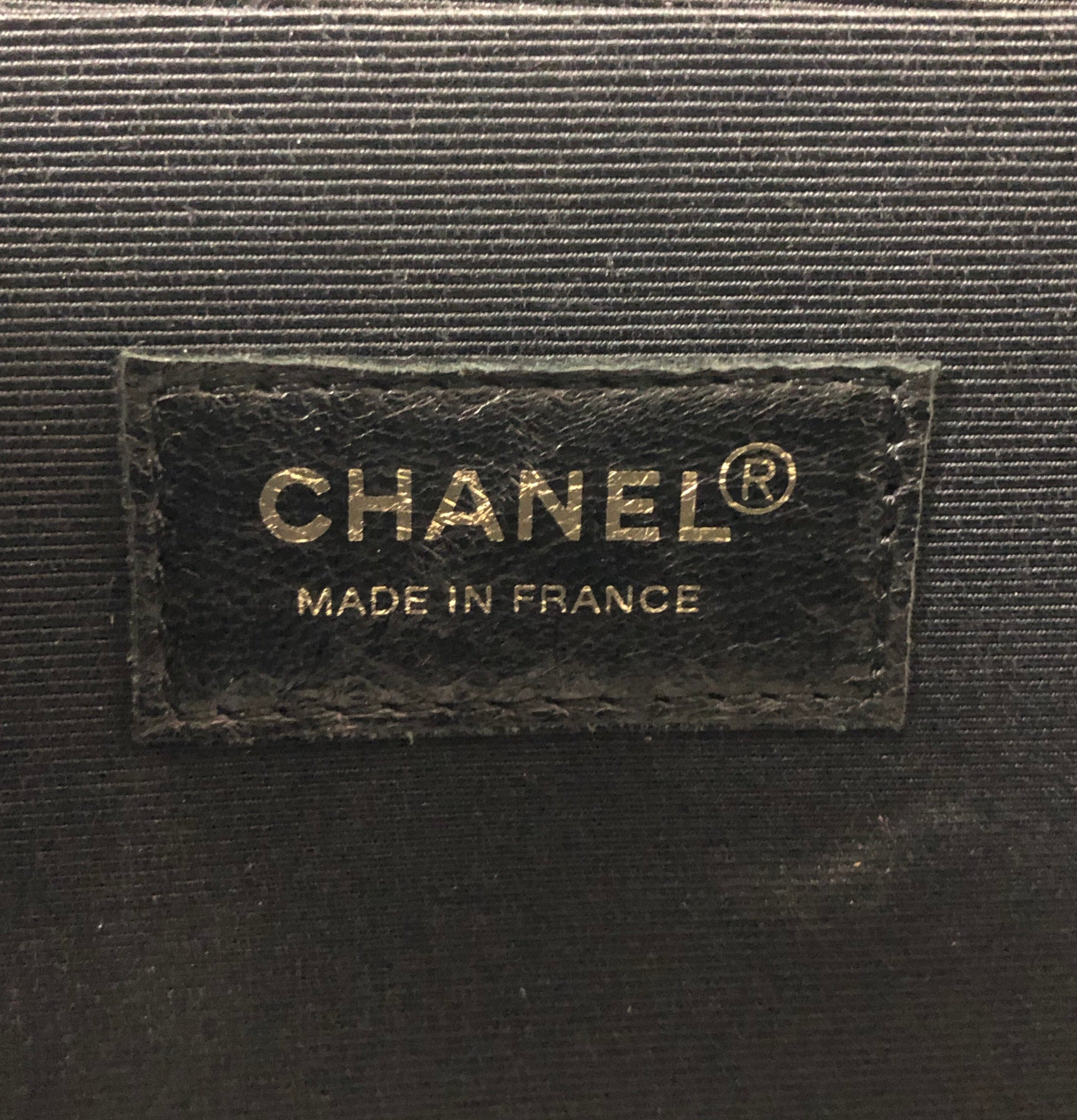 Chanel Coco Mademoiselle Pop Tote