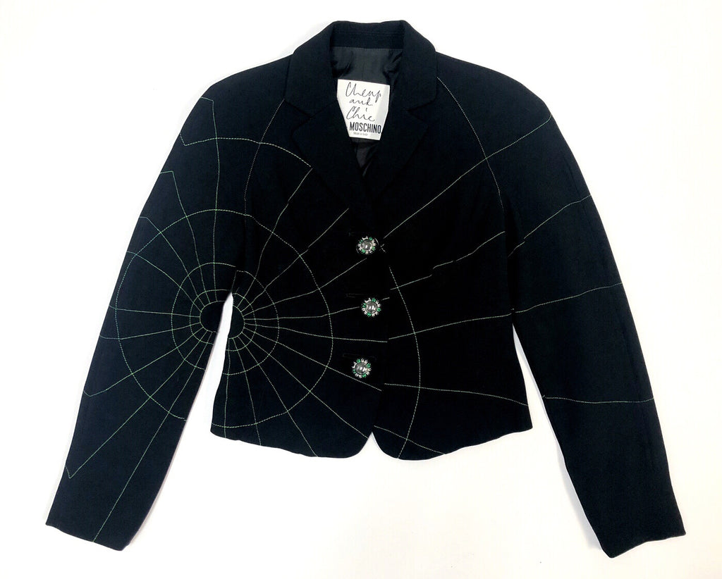 Moschino Vintage Navigational Jacket