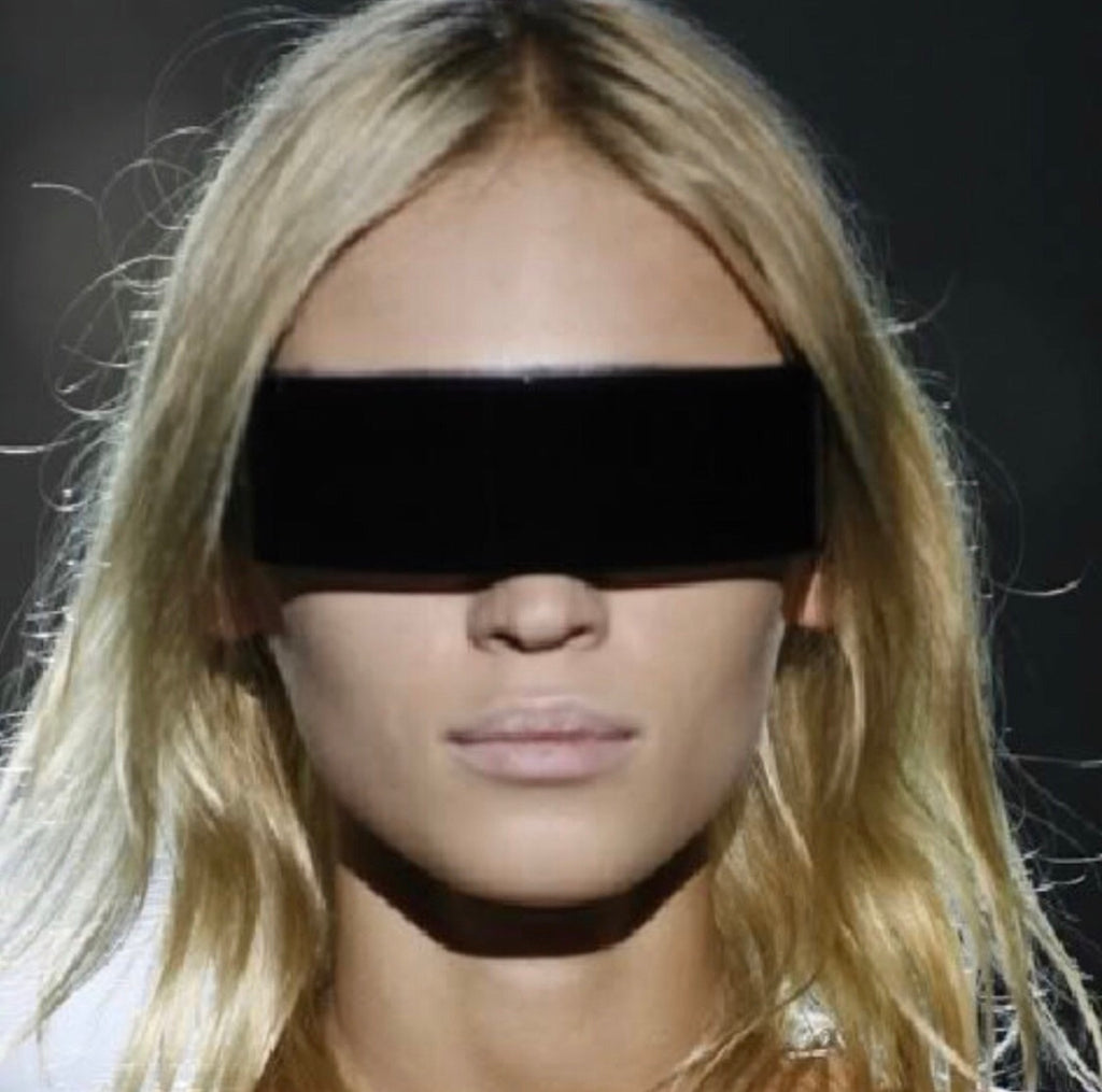 Maison Martin Margiela L'Incognito Sunglasses black