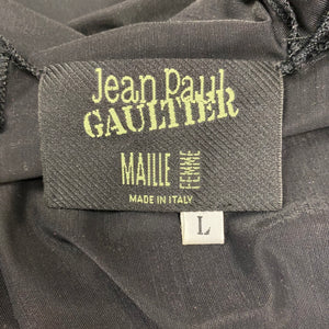 "Jean Paul Gaultier ""Fragile"" Top"