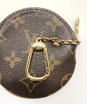 Louis Vuitton Monogram Cerises Coin Purse