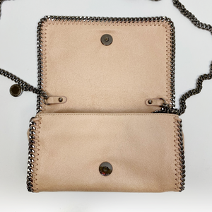 Stella McCartney Pink Falabella Crossbody Bag