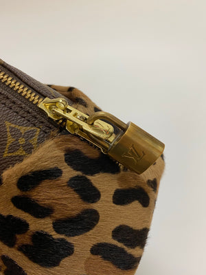 Louis Vuitton x Alaïa Leopard Alma Set