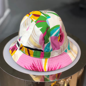 Gucci Tropical Floral Bucket Hat