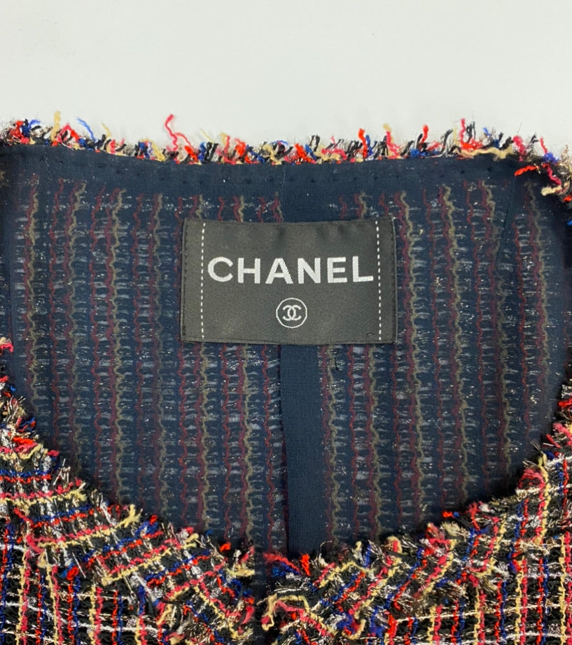 Chanel Crop Bolero Jacket