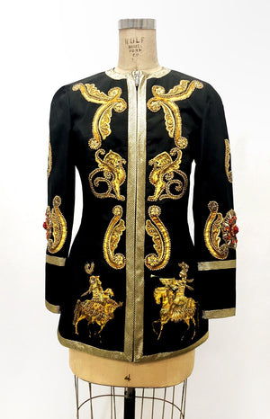 Gianni Versace Embroidered Jacket