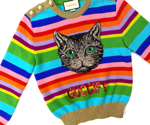 Gucci Guccify Cat Sweater
