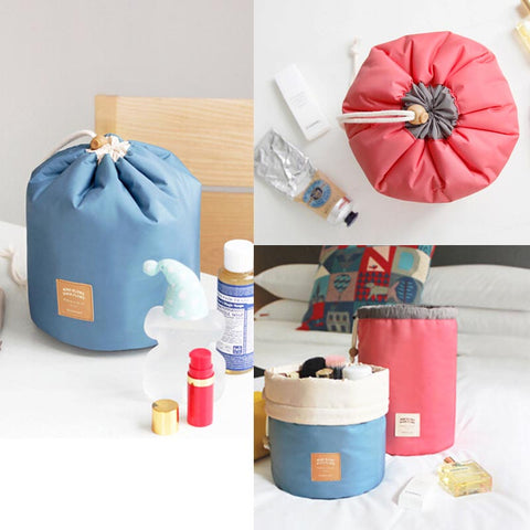 Drawstring Multi-function Cosmetic Bag - [variants]