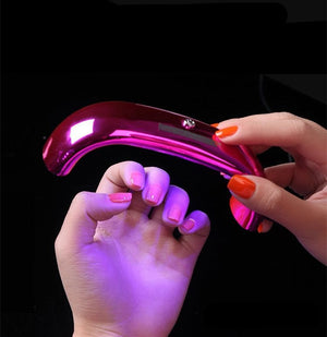 9W Mini USB Nail Lamp