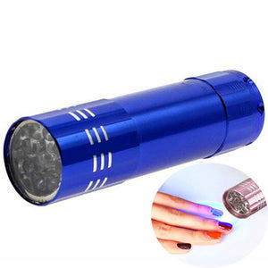 Mini LED Nail Curer - [variants]