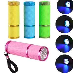 Portable Mini LED Nail Curer
