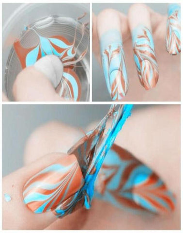 Nail Art Peel Off Liquid Latex - [variants]
