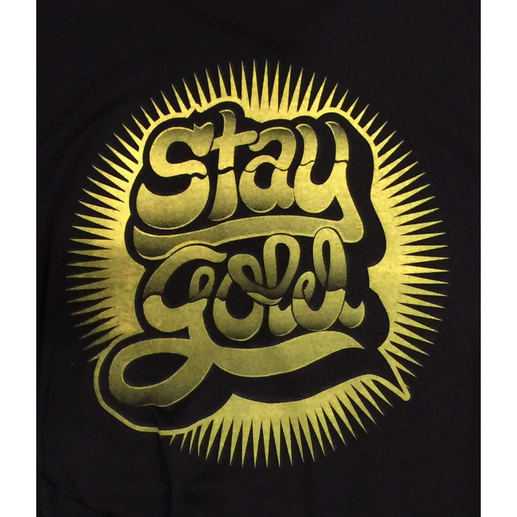 Stay Gold Unisex Tee T-shirt - Boomtown Tees