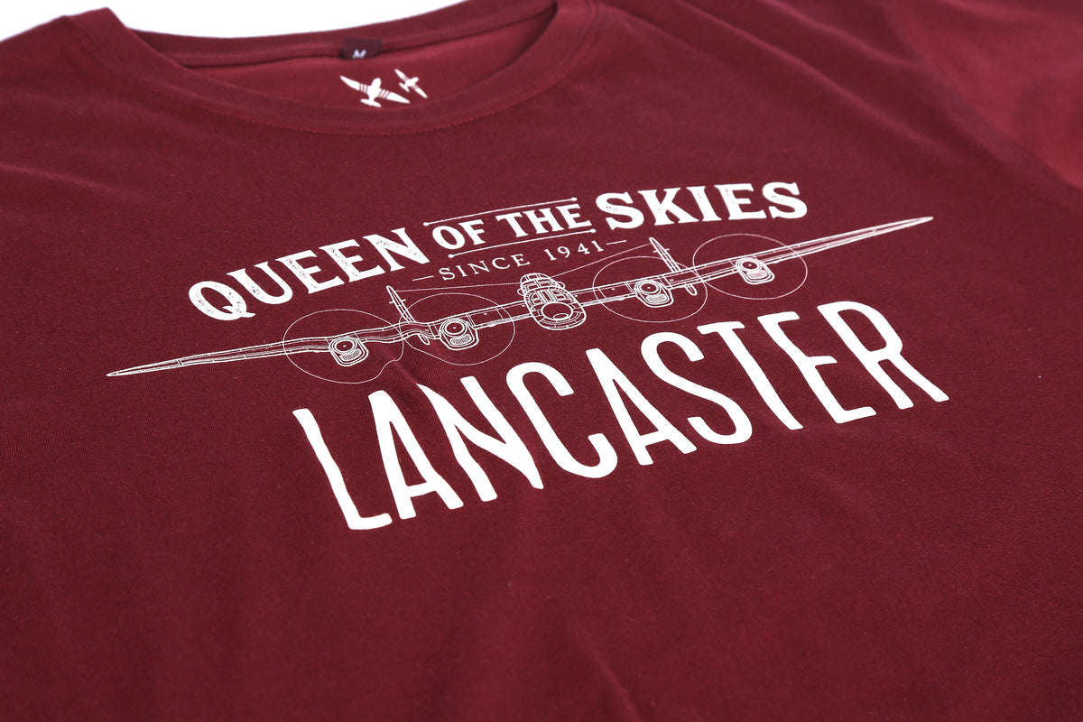 Queen of the Skies Lancaster T-Shirt