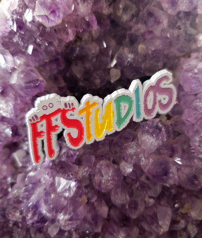 FF Studios Logo - Blind Bag