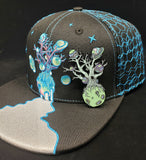 Cosmic Drip Hat & Pin Combo