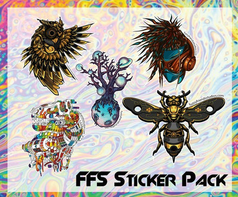 Sticker Pack (Pre-sale)