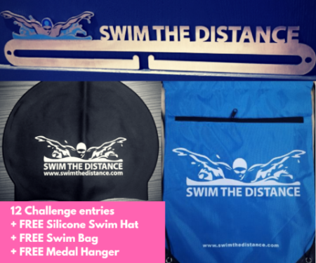 Swim The Distance - Monthly Bundles