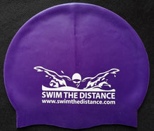 Load image into Gallery viewer, Silicone Swim Hat
