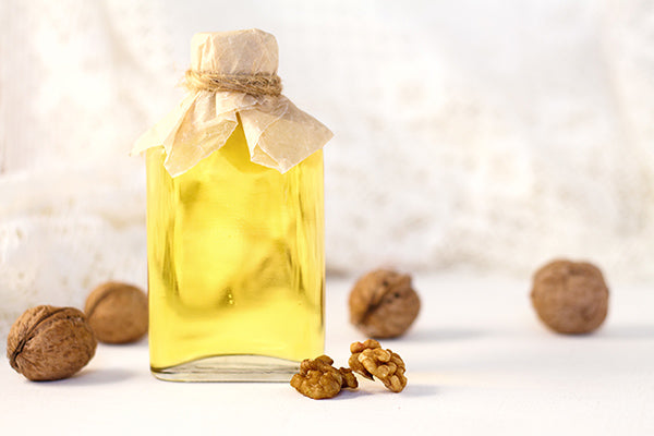 Image of walnut oil for face oil for mature skin