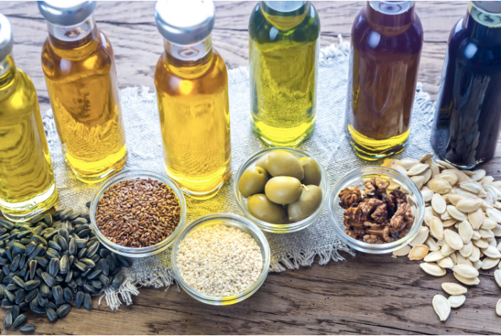 9 Organic Vegetable Oils for Skin Care