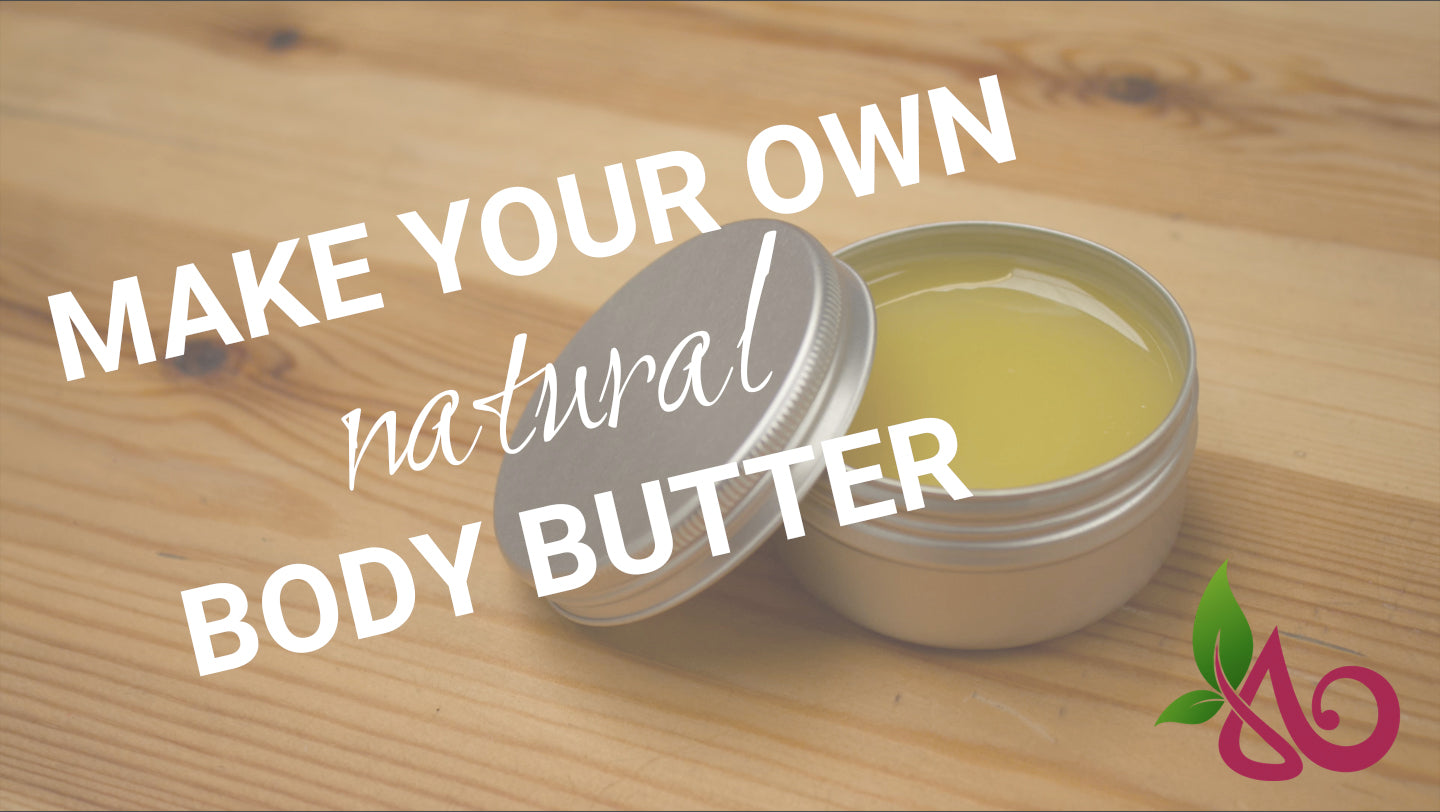ABC Body Butter