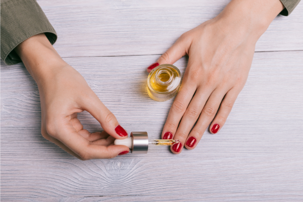 Nail and Cuticle Oil Recipe