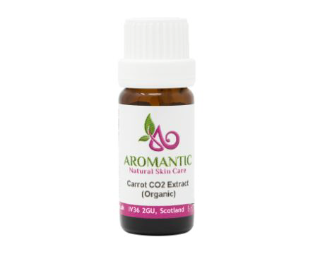 Organic Carrot CO2 Extract