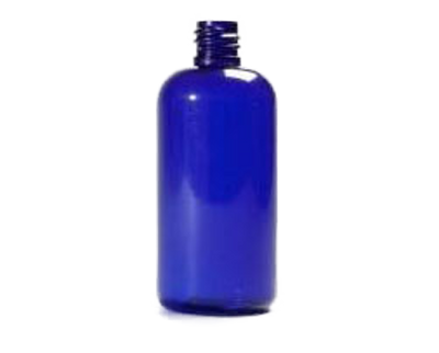 Blue Boston PET Bottles 50 ml & 100 ml