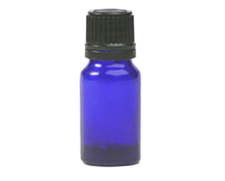 Bottle, Blue Glass (10ml)
