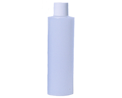 Bottle, Semi Transparent Plastic Cylindrical (100 ml)