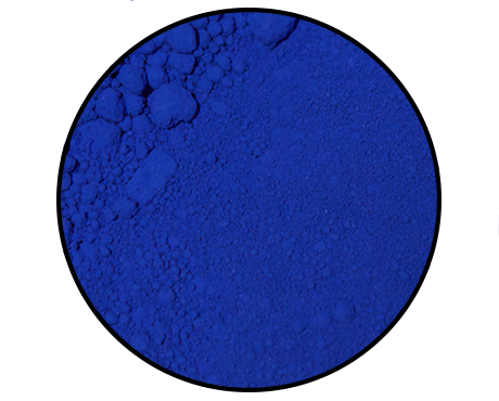 Bright Blue Pigment Colour