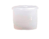 Cap, Semi Transparent Single Hole Plug (Needs to be used with 70120 Black Screw Cap, to suit 50ml and 100ml PET bottles)