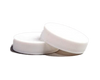 Cap, White Polypropylene (PP) Wadless lids for 15ml Clear Glass Jar