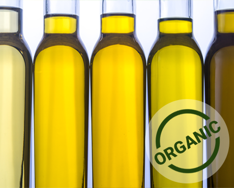 Carrier Oil Selection, Organic, 4x 100 ml, 1 x 30 ml