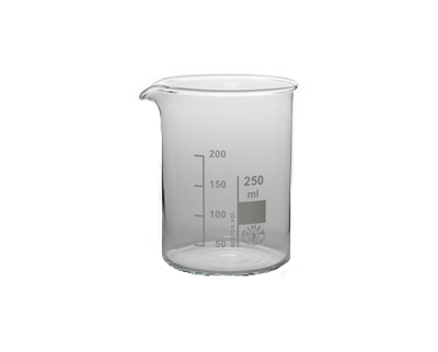 Measuring Beaker, Glass (250 ml)