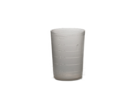 Measuring Beaker, Plastic (30 ml)