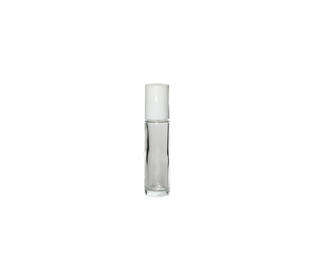 Roll-on Bottles, Clear Glass Mini (10 ml)