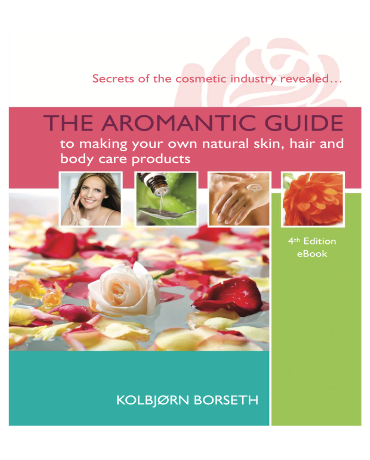 eB20 The Aromantic Guide to Making Your own Skin, Hair and Body Care Products 4th Edition eBook