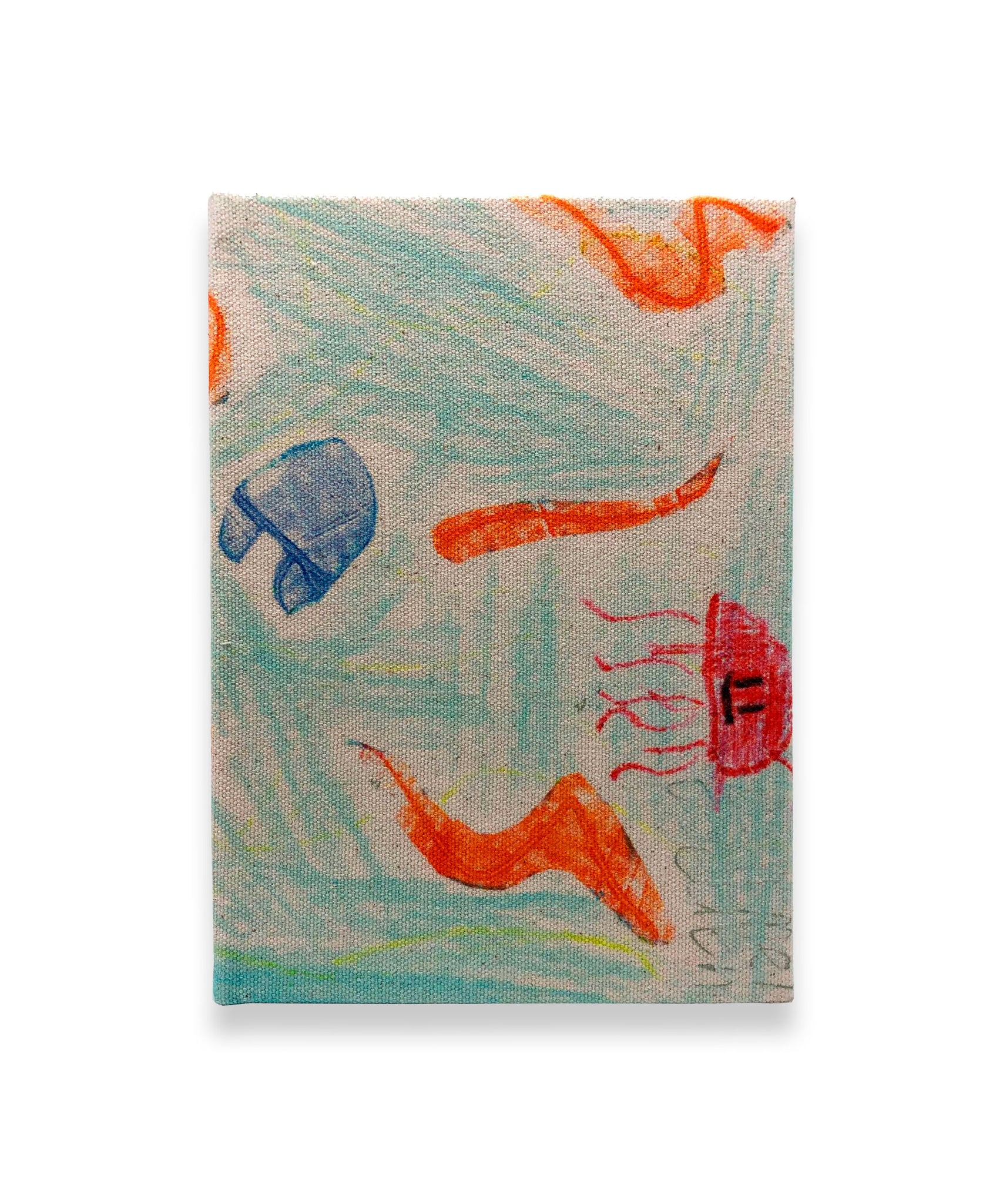 Our Plastic Oceans Notebook - by Aidan