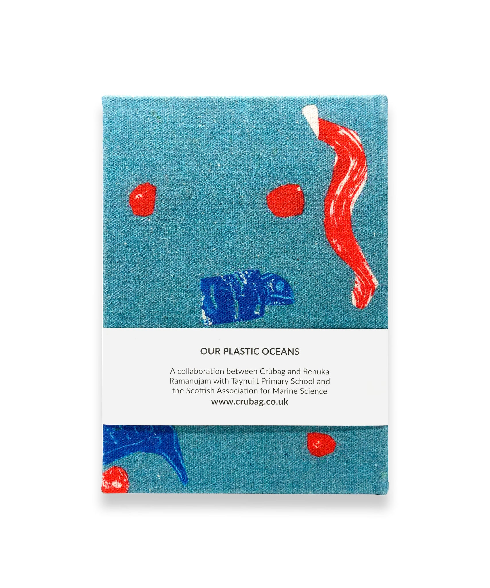 Our Plastic Oceans Notebook - by Joshua
