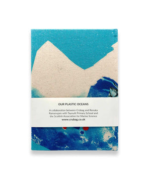 Our Plastic Oceans Notebook - by Krishnan
