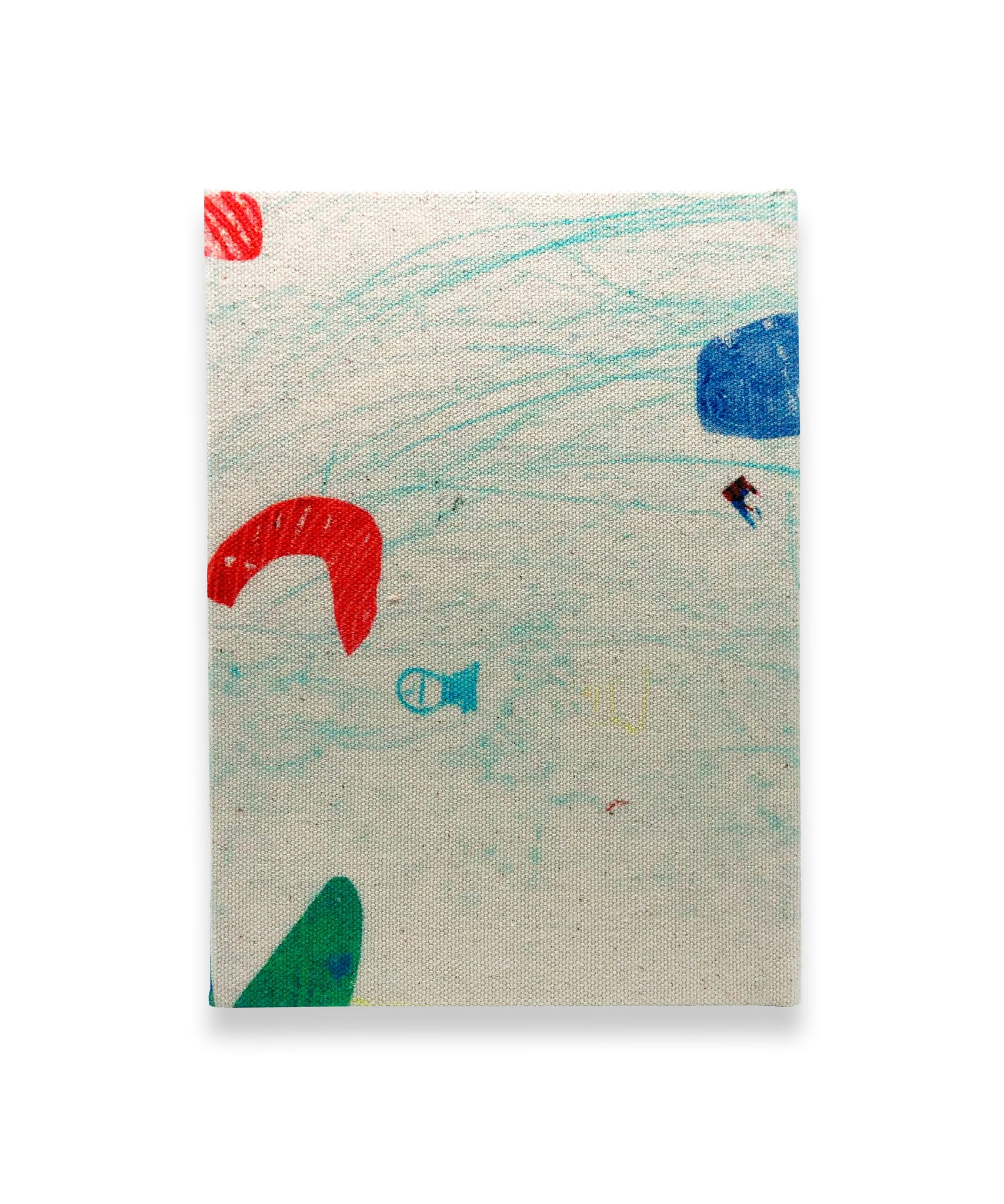Our Plastic Oceans Notebook - by Lilly