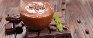 3 Ingredients Keto Chocolate Mousse