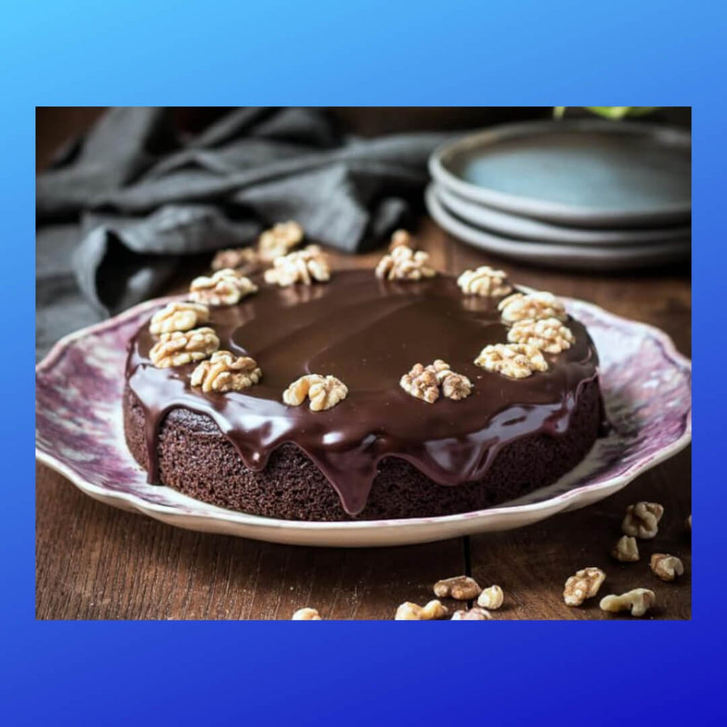 How to Make the Most Appetizing and Tasty Chocolate Walnut Cake