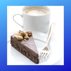 Keto-Friendly Chocolate Walnut Torte