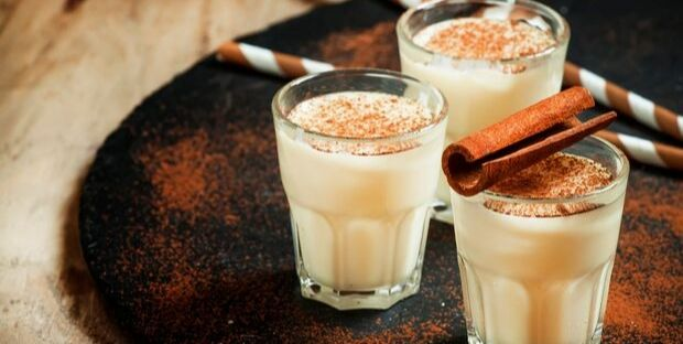 How do you make the best keto friendly eggnog?