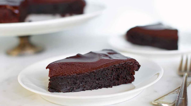 Keto Chocolate Cake, Very Rich and Super Delicious!